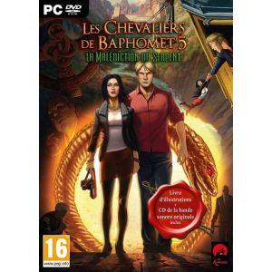 Les chevaliers de Baphomet : la Malédiction du Serpent [PC]