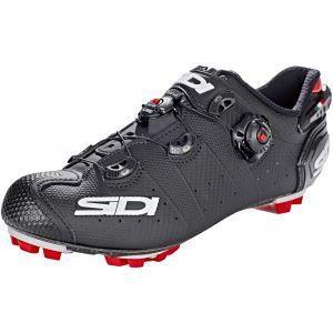 Sidi MTB Drako 2 SRS - Chaussures Homme - noir 47 Chaussures VTT à cales