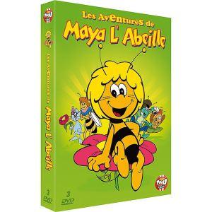Coffret Les Aventures de Maya l'Abeille - 3 DVD