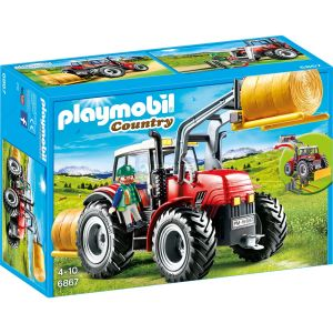 Playmobil 6867 - Country : Grand tracteur agricole
