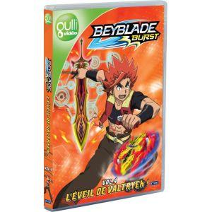 Beyblade Burst - Vol. 4 : L'éveil de Valtryek ! [DVD]