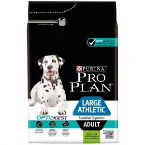 Purina Optidigest Large Athletic Adult (Agneau) - Sac de 14 kg - Pro Plan