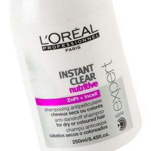 L'Oréal Instant Clear Nutritive - Shampooing