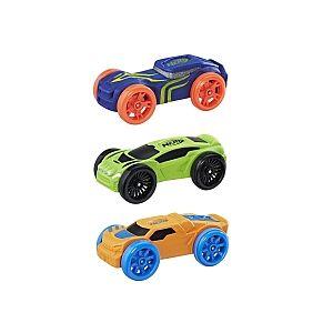 Image de Hasbro Nerf Nitro - Coffret de 3 recharges (bleu, vert, Orange)