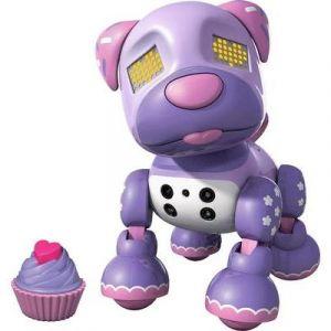 Spin Master Zoomer Chien robot Zuppies Love (modèle aléatoire)