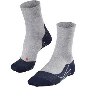 Falke RU4 - Chaussettes course à pied Homme - gris EU 46-48 Chaussettes course à pied
