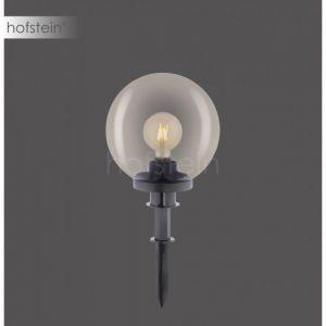 Lampe enfichable, boule de verre, f ée, D 20 cm