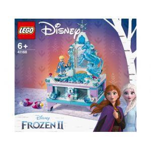 Lego Disney La Reine des Neiges 41168 La boite à bijoux d'Elsa