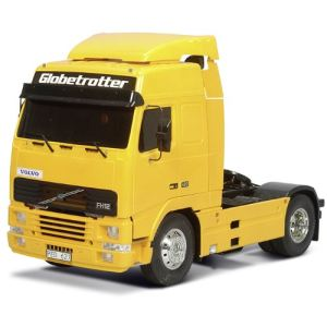 Tamiya Camion Volvo Fh12 Globetrotters