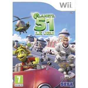 Planète 51 [Wii]