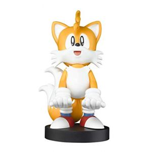 Innelec Figurine Support Chargeur Manette 20 cm Tails - Sonic