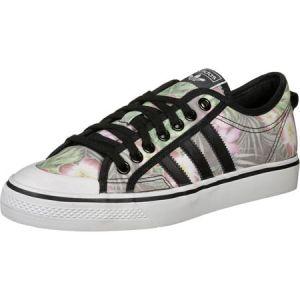 Adidas Nizza chaussures gris noir rose T. 40,0