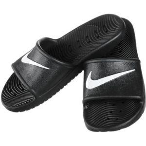 Nike Kawa Shower, Chaussures pour Sports Aquatiques Homme, Noir (Black/White), 45 EU