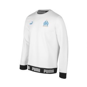 Puma Olympique Marseille Football Culture 19/20 White - Taille XXL