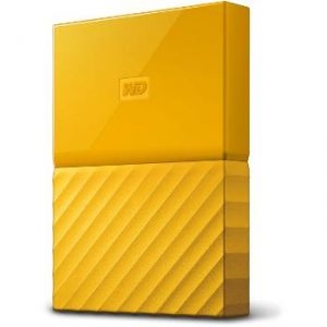 "Western Digital WDBYNN0010B - Disque dur externe My Passport 1 To 2.5"" USB 3.0 chiffré"