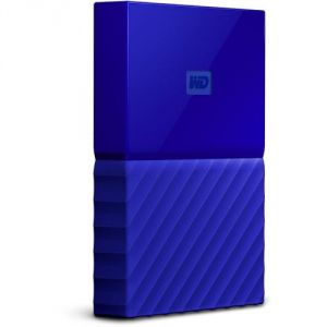 "Western Digital WDBYNN0010B - Disque dur externe My Passport 1 To 2.5"" USB 3.0 chiffré"