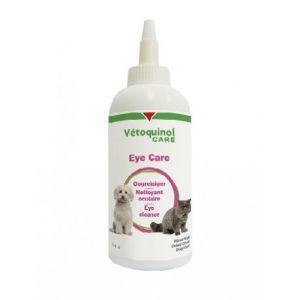 Vetoquinol Eye Care Nettoyant oculaire pour chat et chien