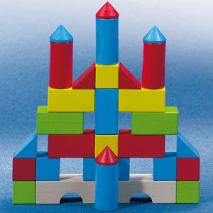 Haba Blocs de construction de couleur