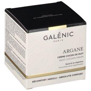 Galénic Argane - Crème cocon de nuit