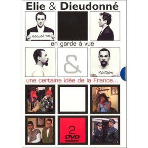 Coffret Elie et Dieudonné : Une certaine idée de la France + En garde à vue