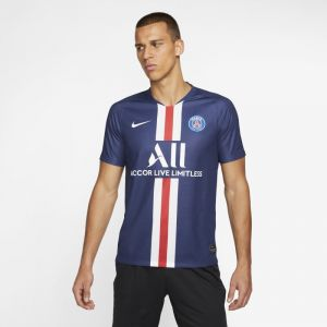 Nike Maillot de football Paris Saint-Germain 2019/20 Stadium Home pour Homme - Bleu - Taille M