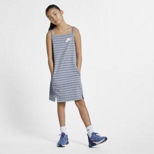 Nike Robe Sportswear pour Fille plus âgée - Gris - Taille XS - Female