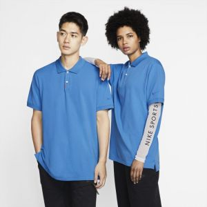 Nike Polo coupe près du corps The Polo mixte - Bleu - Taille XL