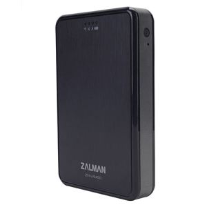 Zalman Tech Co. Ltd. ZM-WE450 - Boitier externe pour disque dur 2.5'' SATA vers USB 3.0 et Wi-Fi