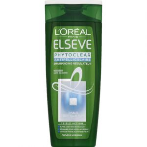L'Oréal Elseve Phytoclear Shampooing Antipelliculaire cheveux normaux 250ml