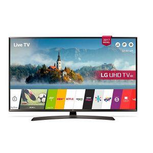 LG 55UJ634V - Téléviseur LED 138 cm 4K UHD