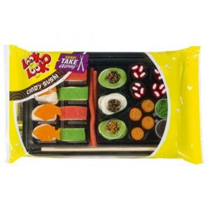 Look o Look Candy Sushi 300g
