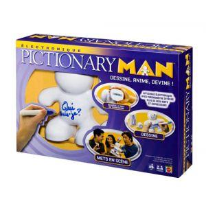 Mattel Pictionary man