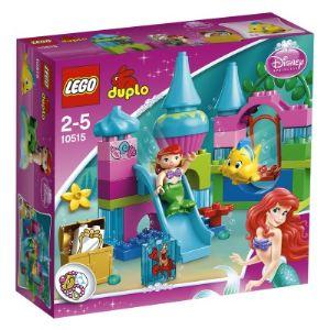 Duplo 10515 - Disney Princesse : Le château de la Petite Sirène
