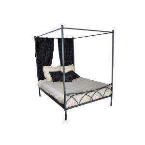 Baldaquin pour lit Sweet (140 x 190 cm)