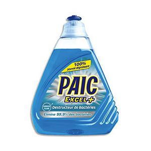 Paic Excel+ Anti bactérien 500 ml