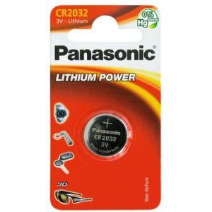 Panasonic Pile spéciale CR2032
