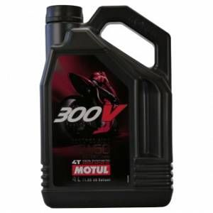 Motul 300V Factory Line Road Racing 15W-50 (4 l)