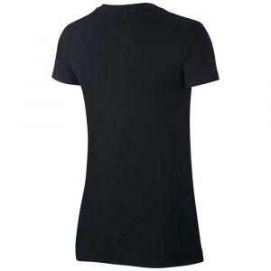 Nike T-shirt JDI Slim Crew Tee Women Noir - Taille EU S,EU M,EU L,EU XL,EU XS
