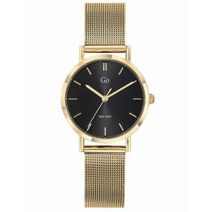 Go Girl Only Montre En Maille Milanaise Jaune