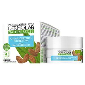 DermoLab Crema hidratante protettiva pelli secche o sensibili 50 ml