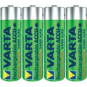 Varta Toys 4x accus AA Ready2Use NiMH 2400 mAh Mignon