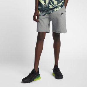 Nike Short en tissu Fleece Sportswear Tech Fleece pour Homme - Gris - Taille L - Male