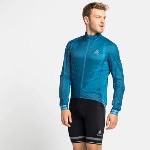 Odlo Veste de cyclisme ZEROWEIGHT DUAL DRY pour homme