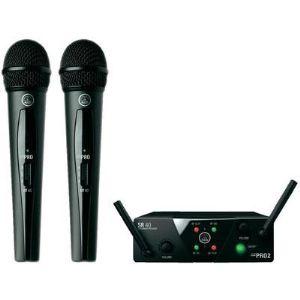 AKG WMS 40 Mini Dual - Mini-micro sans fil