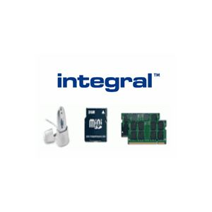 Integral IN3V2GNABKXLV - Barrette mémoire 2 Go DDR3-1600 SoDIMM CL11 unbuffered 1.35V