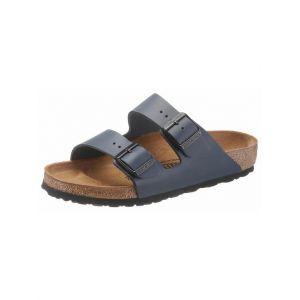 Birkenstock Arizona 51151, Chaussures mixte adulte - Bleu-V.1, 43