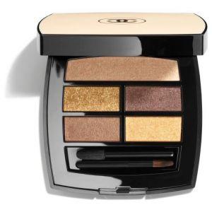 Chanel Les Beiges Palette Regard Belle Mine Naturelle Deep (4,5 g)