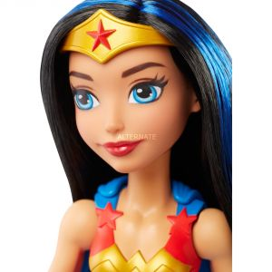 Mattel Poupée Wonder Woman 30 cm simple - DC Super Héro Girls