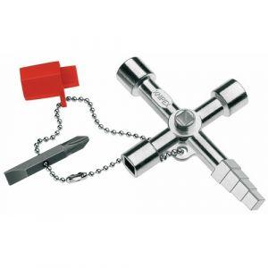 Knipex Profi-key - Clé universelle pour la maison et l'industrie
