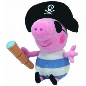 Ty Peluche pirate George Peppa Pig